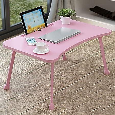 TT-Folding table Laptop Mesa Cama Mesa Plegable Mesa De Estudio ...