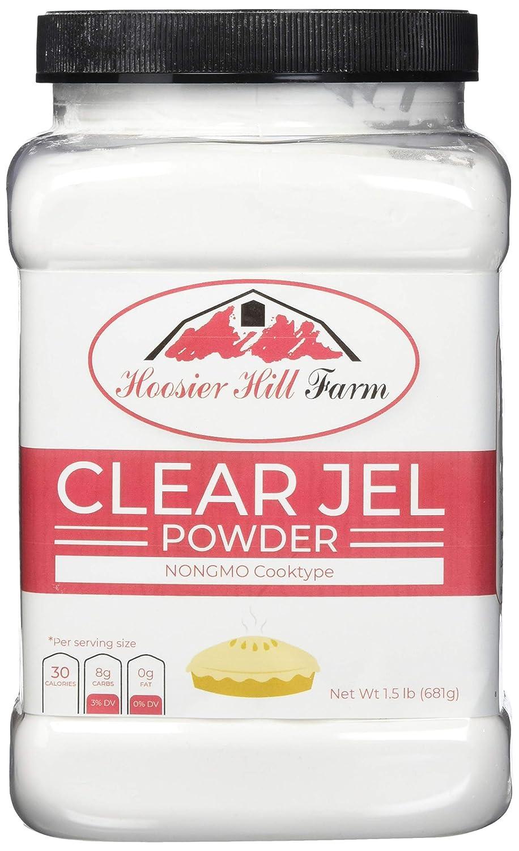 Hoosier Hill Farm Clear Jel, 1.5 lbs