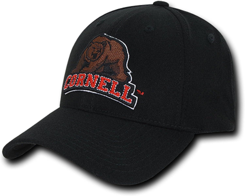 NCAA Brown Bears University 6 Panel Relaxed Cotton Baseball Caps Hats