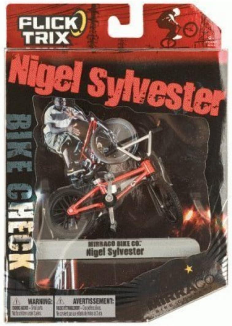 B00394YIWU Flick Trix - Nigel Sylvester 71iBjqcl16L