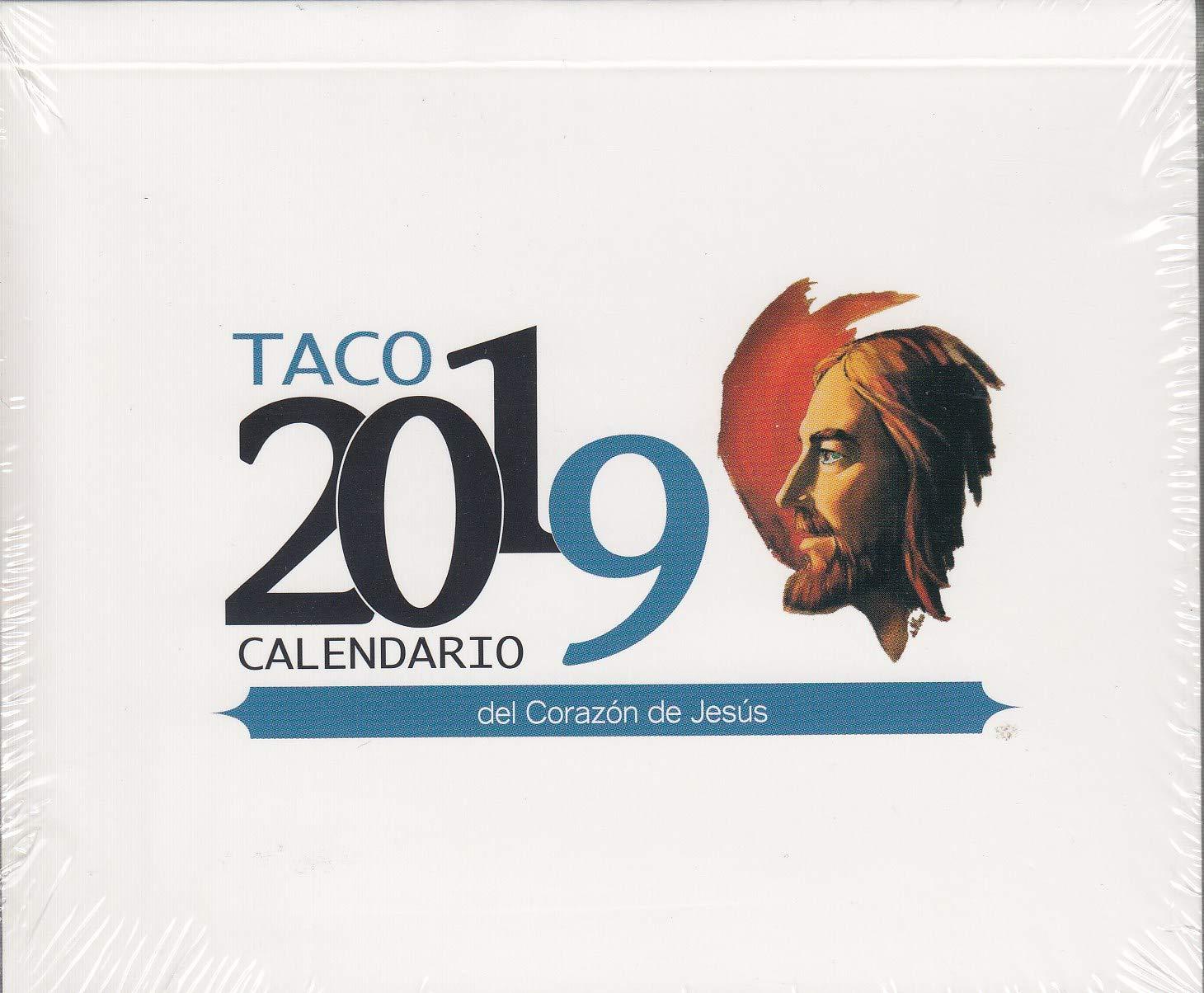 Taco Mesa sin soporte 2019 Sagrado Corazón Tapa blanda – 11 sep 2018 Ediciones Mensajero 8427141459 GBCY Basteln / Handarbeiten