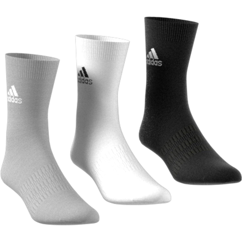 adidas Light Crew 3pp Socks, Unisex Adulto