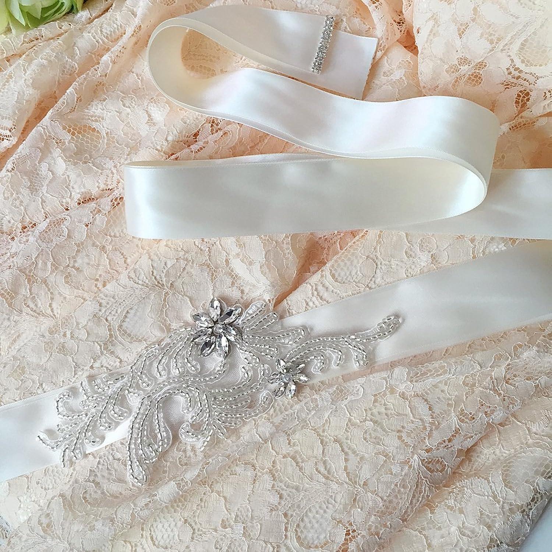 azaleas womens flower wedding sashes belt bridal belts sash for wedding p wedding belts Azaleas Women s Flower Wedding Sashes Belt Bridal Belts Sash for Wedding