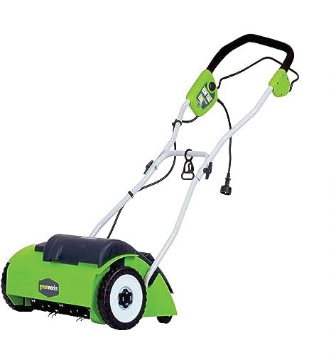 Top Push Mower: GreenWorks 27022