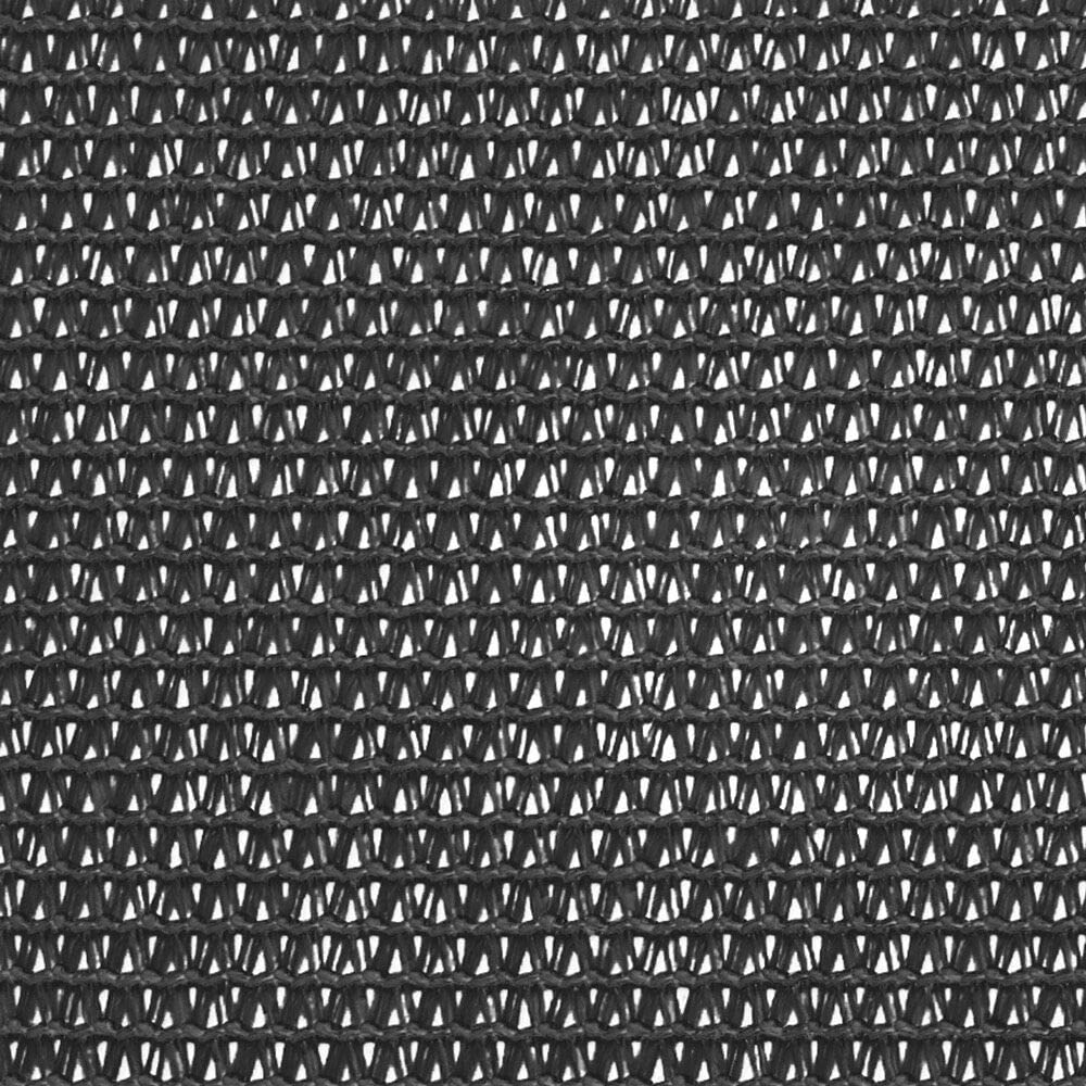 6 ft X 15 ft Heavy Black Easy Gardener 75015 6ft x 15ft Sun Screen Fabric