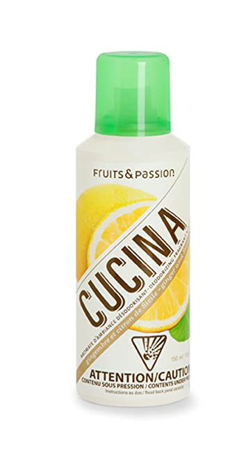 Amazon.com: Fruits and Passion\'s Cucina Fragrant Kitchen Spray ...