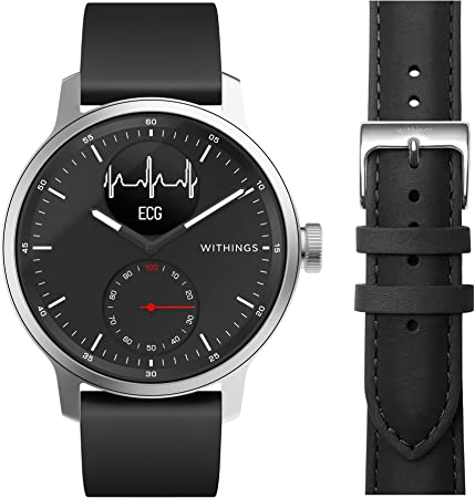 Withings Scanwatch Mit Zusatzarmband Im Bundle Hybrid Elektronik