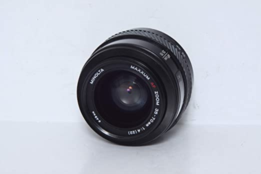 Minolta Maxxum AF 35 – 70 mm f/4 para Minolta Maxxum Dynax SLR ...