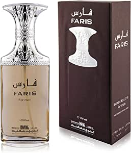 Faris Parfum for Men by Mahmood Saeed, Eau de Toilette, 100ml