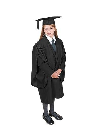 661c1afdaa4 Amazon.com  Children s Traditional Elementary School Graduation Gown ...