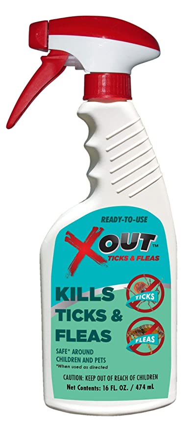X-Out Anti-Flea and Tick Spray