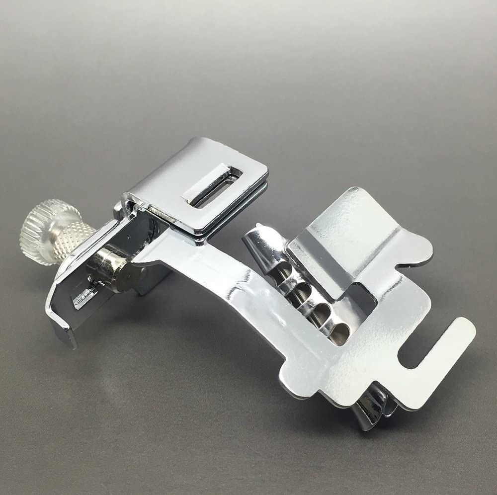 BIAS Binder JANOME Toyota New Singer Domestic Sewing Machines Binding Foot Screw ON Clip ON Low Shank Foot Will FIT Brother Tape
