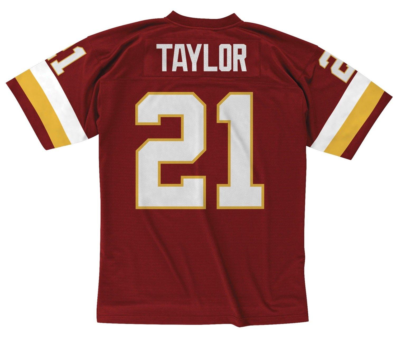info for c7046 b97f3 Mitchell & Ness Washington Redskins Sean Taylor Throwback Replica Jersey