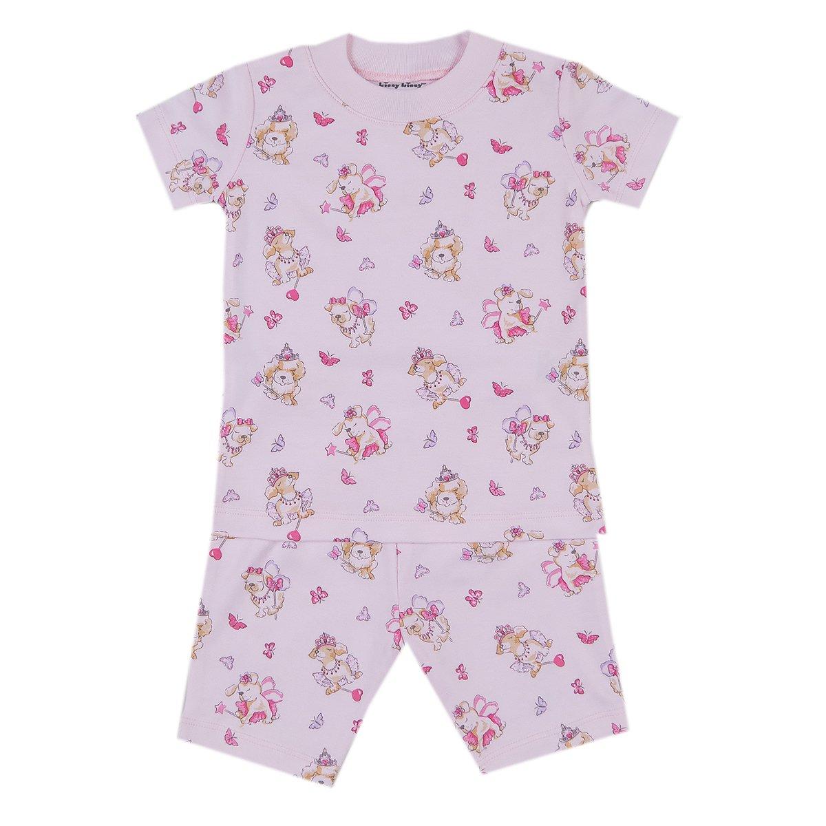 Kissy Kissy Baby Girls Pajamas Spring 2018 Print Short Pajamas Tutu Pup