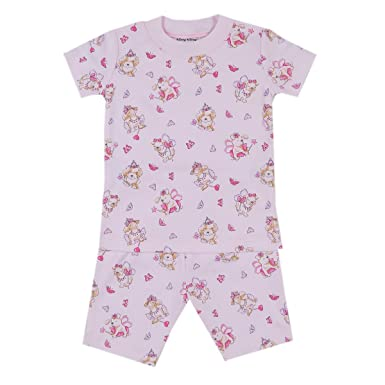 Kissy Kissy Little Girls Pajamas Spring 2018 Print Short Pajamas - Tutu Pup- 2 63eb9340a