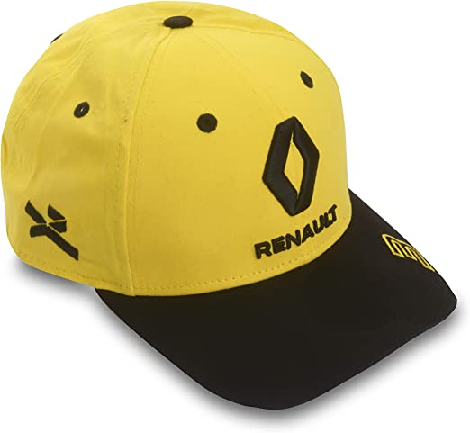Renault F1 Team Gorra Oficial New Era de Gran Precio, Temporada ...