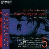 Bach Cantatas, Vol. 5