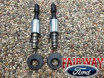 For OEM Ford Lincoln Mercury VCT Variable Camshaft Adjuster Seal Gasket Genuine