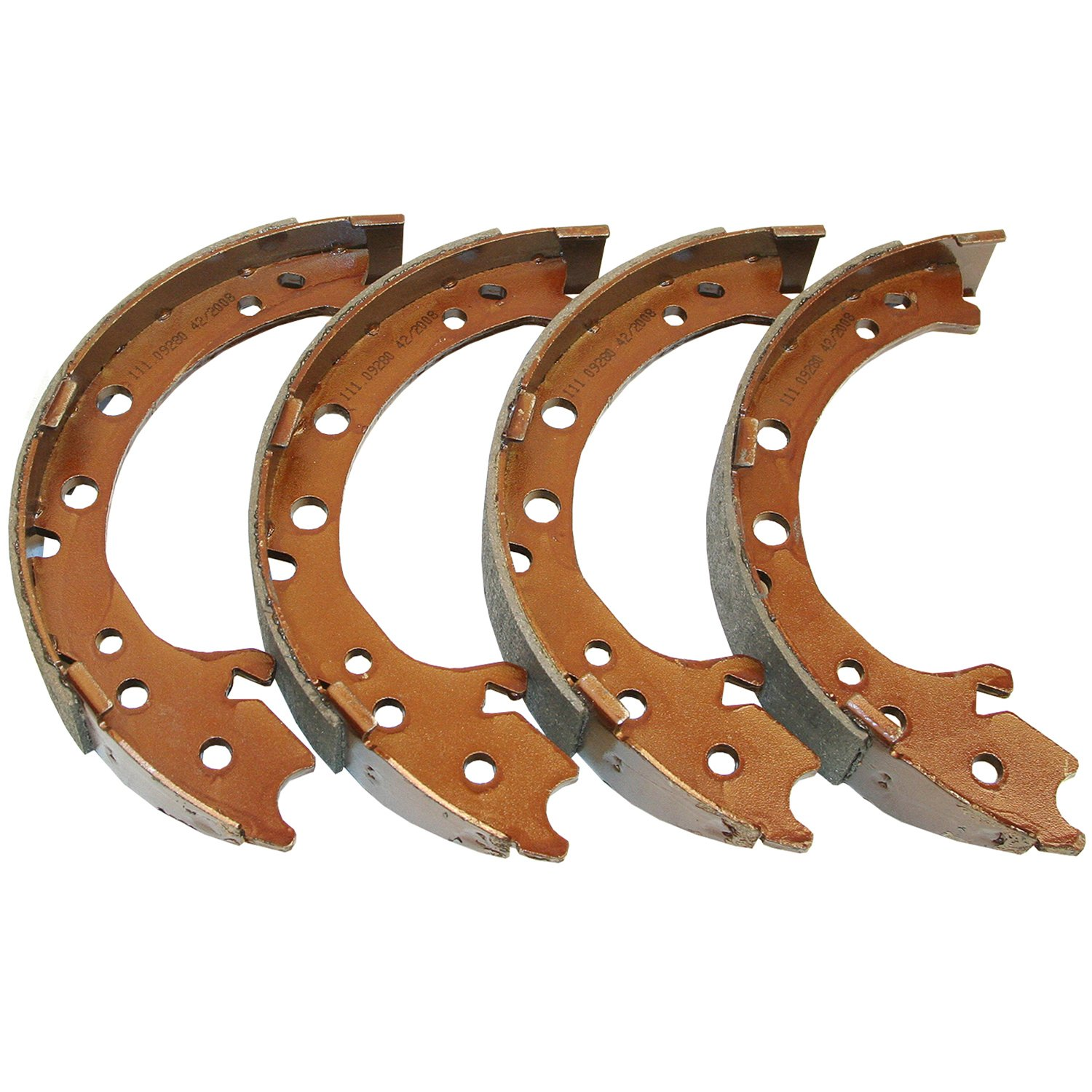 Beck Arnley 081-3222 Emergency Brake Shoe