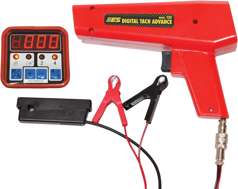 ESI 125 Digital Tach Advance Timing Light