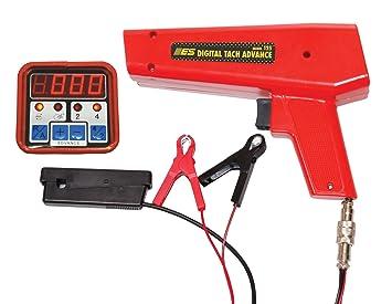 Electronic Specialties ESI 125 Digital Tach Advance Timing Light: Amazon.es: Coche y moto