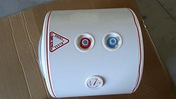 Calentador Calentador Calentador de agua eléctrico idropi Calypso 50 Ho Horizontal 1500 W