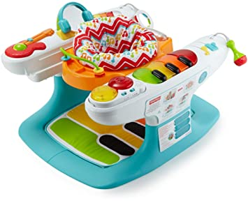 Amazon.com : 4-in-1 Step n Play Piano : Baby