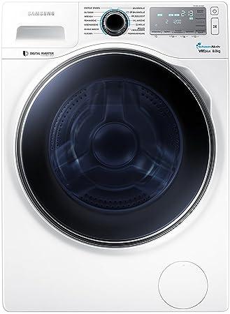 Samsung WW80H7600EW/EG - Lavadora (Independiente, Color blanco ...