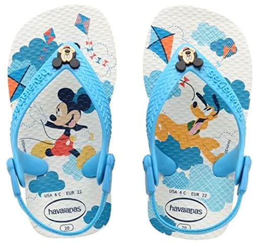 prezzo abbordabile economico per lo sconto di modo attraente Havaianas Stampe Infradito Bambino Mickey Minnie