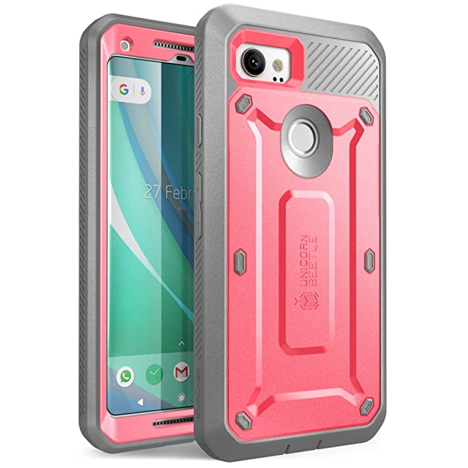 online store 12530 70249 Google Pixel 2 XL Case, SUPCASE Full-Body Rugged Holster Case with Built-in  Screen Protector for Google Pixel 2 XL 2017 Release, Unicorn Beetle PRO ...