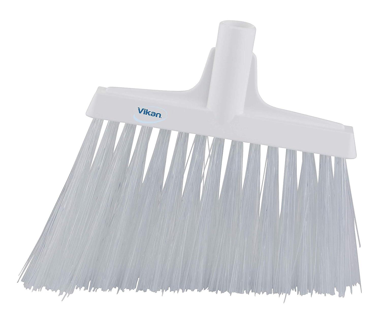 VIKAN White 11-3//8 PET Angle Broom