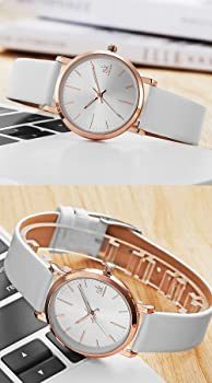 ff3634eea010 Couple Watches Anniversary Gifts for Lover Set of 2 Pairs Sweet Gifts for  Valentines. SK SHENGKE Couple Watches Anniversary Gifts for Lover Set of 2  Pairs ...