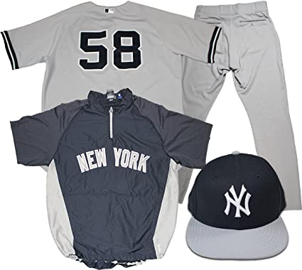 brand new 89e77 f543f Larry Rothschild Set- NY Yankees 2014 Season #58 Team Issued ...