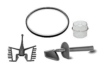 how to buy classic fit store Thermomix Bimby TM31 Pièces de rechange adaptables, spatule + papillon +  joint + bouchon doseur