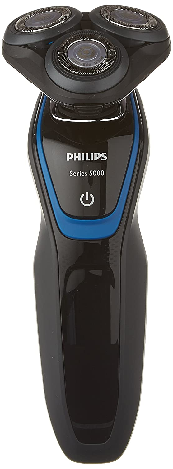 Philips Dry Electric Cordless Shaver with Precision Trimmer head, Series 5000, S5100/08 Philips Canada