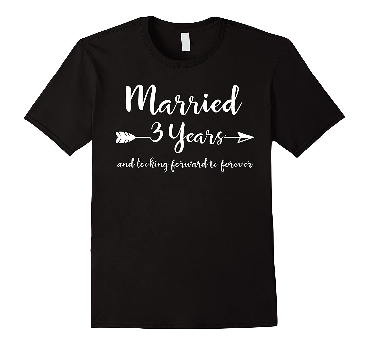 Leather Third Wedding Anniversary Gifts For Him Her T Shirt