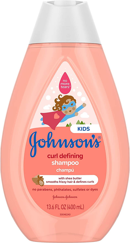 Johnson's Curl Tear-Free Kids' Shampoo