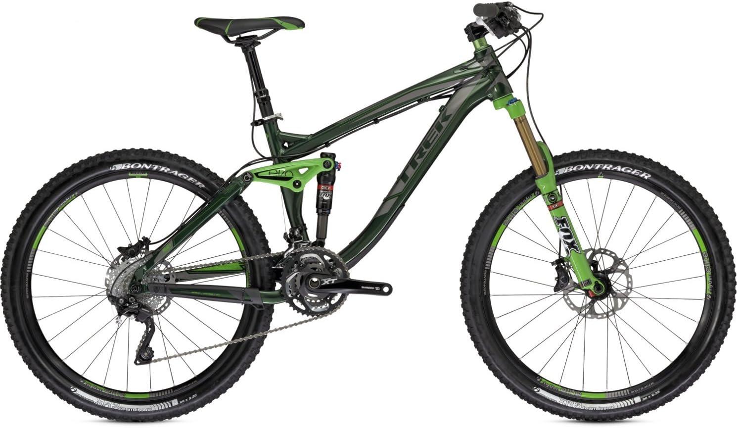 Trek MTB Remedy 9 - Bicicleta de montaña para Hombre, Color Verde ...