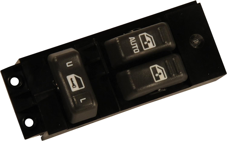 ACDelco D6084 GM Original Equipment Gray Door Lock and Window Switch