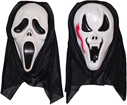Adult Halloween Horror Ghost Costume One Size Fancy Dress Party