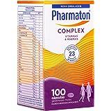 Multivitamínico Pharmaton Complex, 100 cápsulas