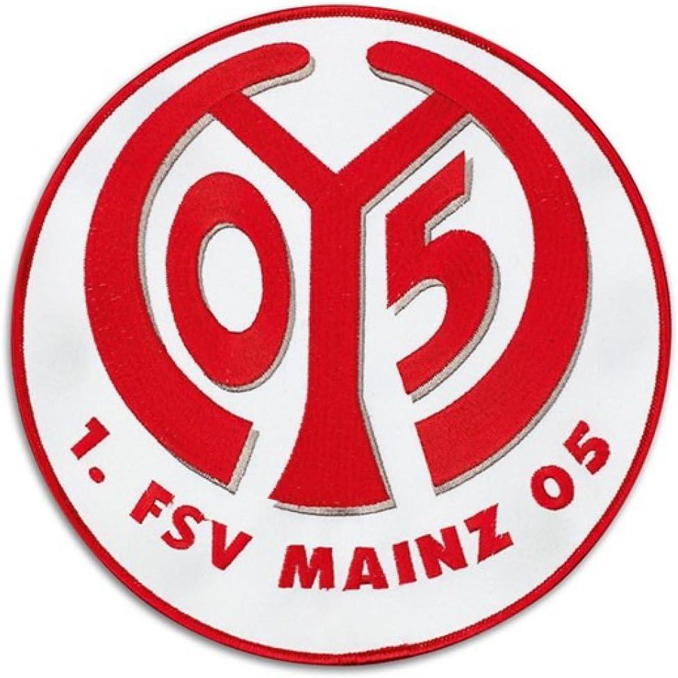 Aufbügler Wappen von Mainz  Aufnäher Pin