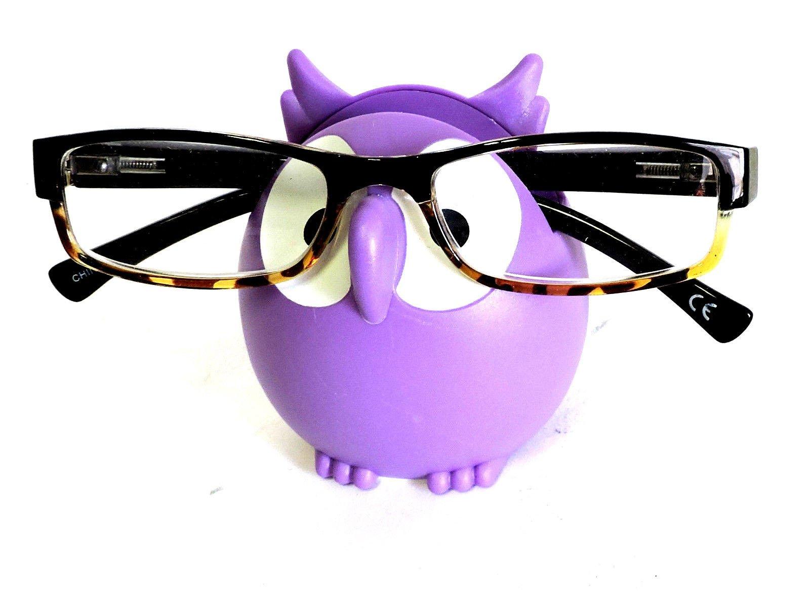 Owl Glasses Sunglasses Eyeglass Holder Stand Smartphone
