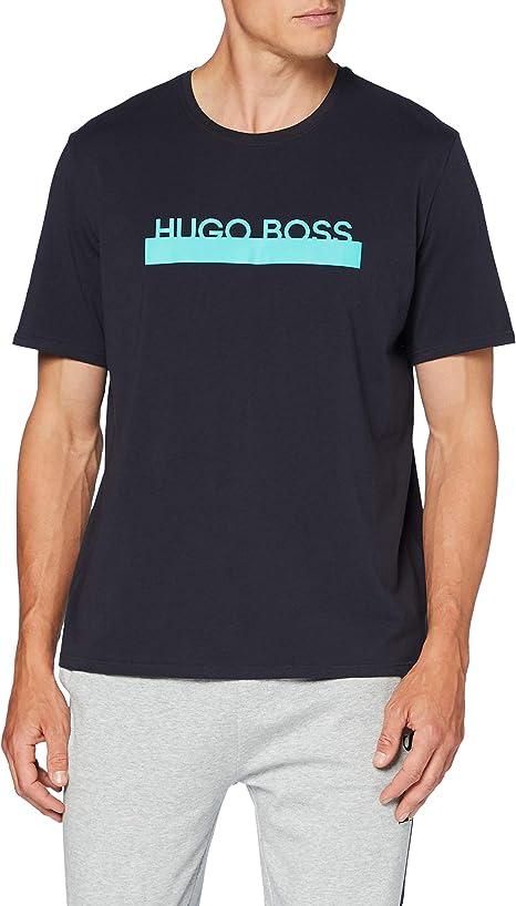 BOSS Identity T-Shirt RN Camiseta de Pijama para Hombre: Amazon.es: Ropa y accesorios