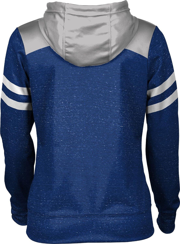 Game Time Eastern Illinois University Girls Zipper Hoodie School Spirit Sweatshirt