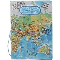 Accesorios Viaje Fundas Pasaporte Caja Sostenedor Cubierta Organizador