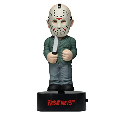 NECA Friday The 13th Body Knocker Jason Action Figure: Toys & Games