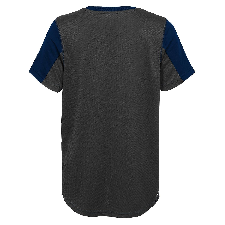 NBA Kids /& Youth Boys Assist Short Sleeve Shooter Tee Minnesota Timberwolves-Dark Navy-L 7
