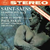 Saint-Saens: Symphony No.3 in C minor - 'Organ' [LP]