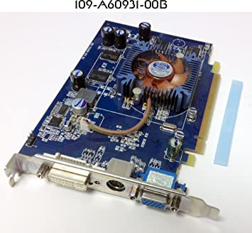 Amazon.com: ATI X700 256 MB, DDR2, PCI Express VGA Tarjeta ...